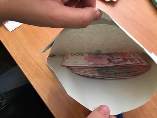 Викритому на хабарі голові районного суду на Закарпатті оголошено про підозру