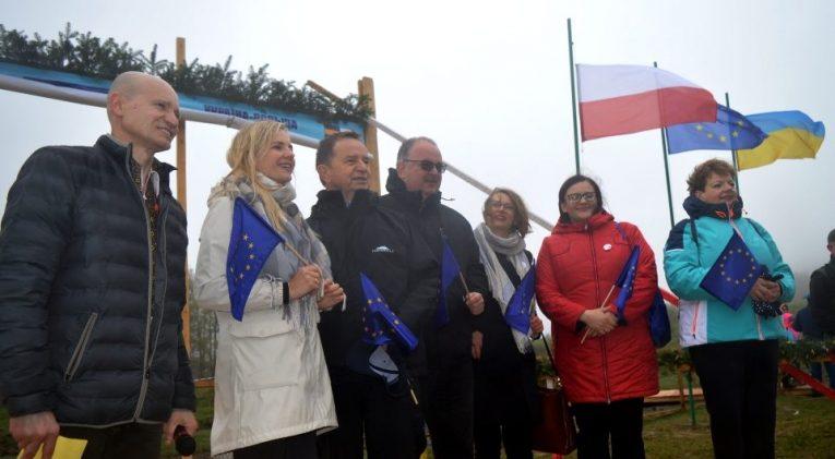 Польща хоче бачити Україну в Євросоюзі, – заява маршалека Підкарпатського воєводства на урочистостях в Закарпатті /фото/