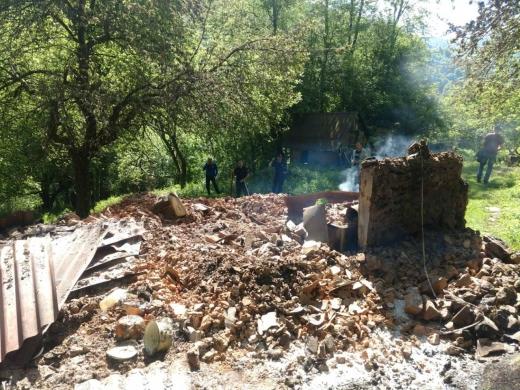 Протягом доби на Закарпатті загинуло у пожежах двоє людей