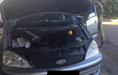 На Закарпатті громадянка Румунії залишилася без авто через приховані сигарети