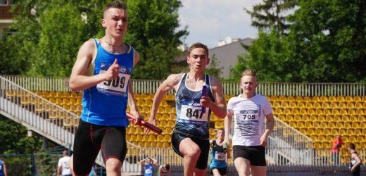 В Ужгороді проходить Чемпіонат України з естафетного бігу