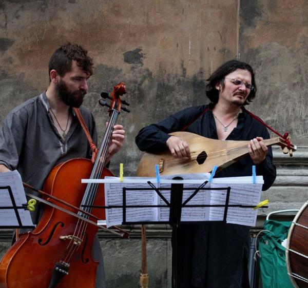 """Тріо """"Посока"""" виступить в Ужгороді з концертом української барокової музики XVII ст."""