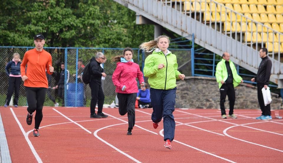 """На стадіоні """"Авангард"""" в Ужгороді проходять міжнародні легкоатлетичні змагання – Кубок """"Дружба"""""""