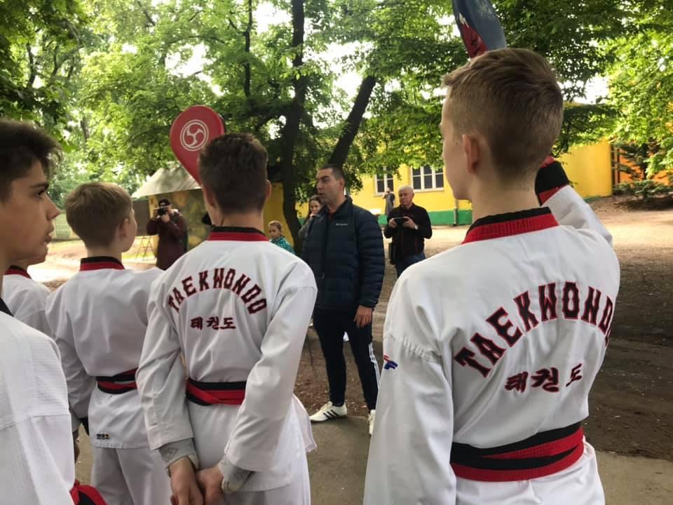 В Ужгороді пройшла Благодійна Спартакіада (відео)