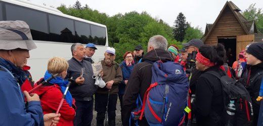 Директор Ужанського нацпарку провів зустріч з великою групою польських туристів (фото)