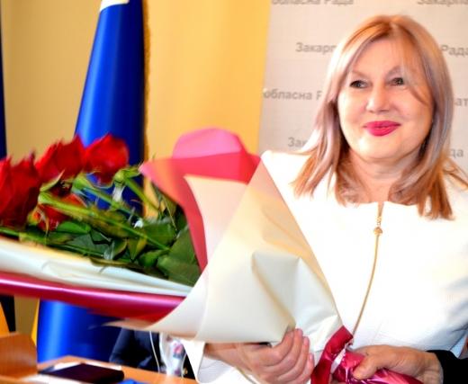 У Закарпатській області – нова керівниця Держаудитслужби