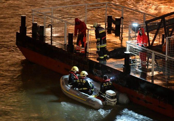 У Будапешті перекинувся прогулянковий катер – 7 загиблих і 19 зникли безвісти