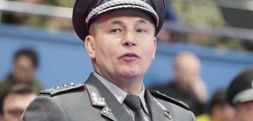 Зеленський звільнив закарпатця Гелетея з посади начальника Управління державної охорони України