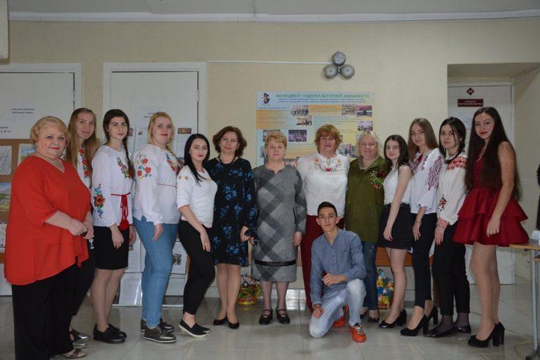 Приємні несподіванки від Ужгородського коледжу культури і мистецтв
