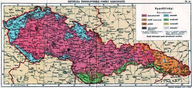 Сто років тому Закарпаття вирішило увійти до складу Чехословаччини