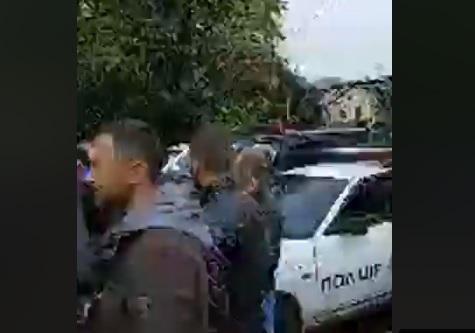 Злочинне угрупування здійснило жорстоке побиття мешканців Усть-Чорна (відео)