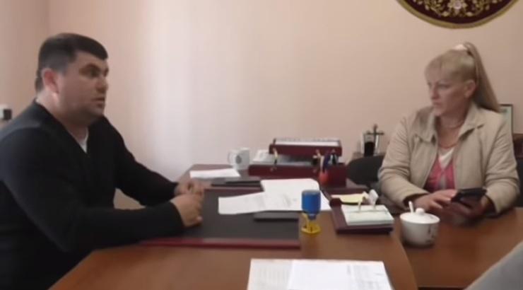 """""""Великий дерибан"""" в закарпатському селі Великі Лучки (відео)"""