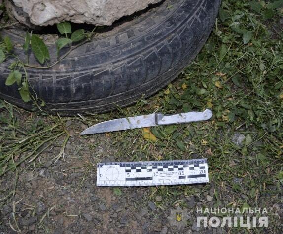 Поліція затримала раніше судимого чоловіка, який вбив мешканця Минаю