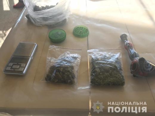 Мешканець Ужгородщини зберігав удома марихуану