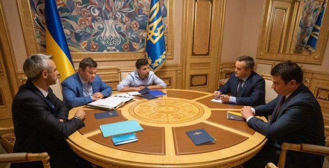 Президент Зеленський вирішив примирити НАБУ та САП