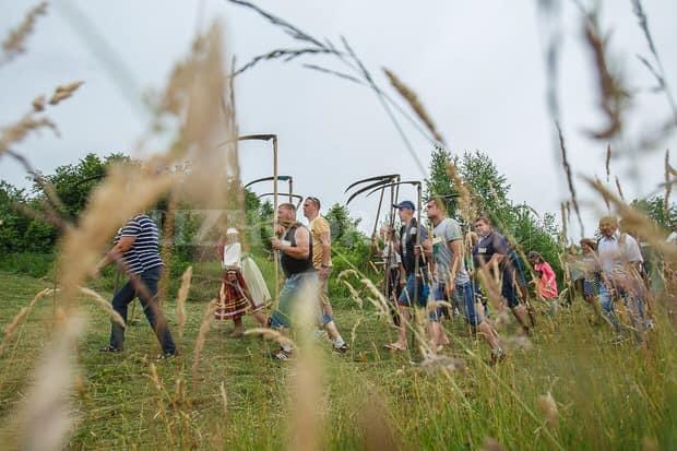 На Хустщині вже у п'яте проведуть фестиваль косарів