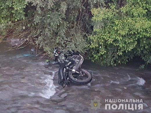 Дві ДТП за участі мотоциклістів сталися на Рахівщині: один водій загинув, другий – в реанімації
