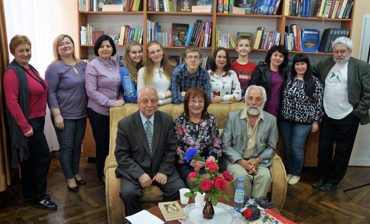 В міській бібліотеці звучали вірші ужгородської поетеси Ольги Тимофієвої