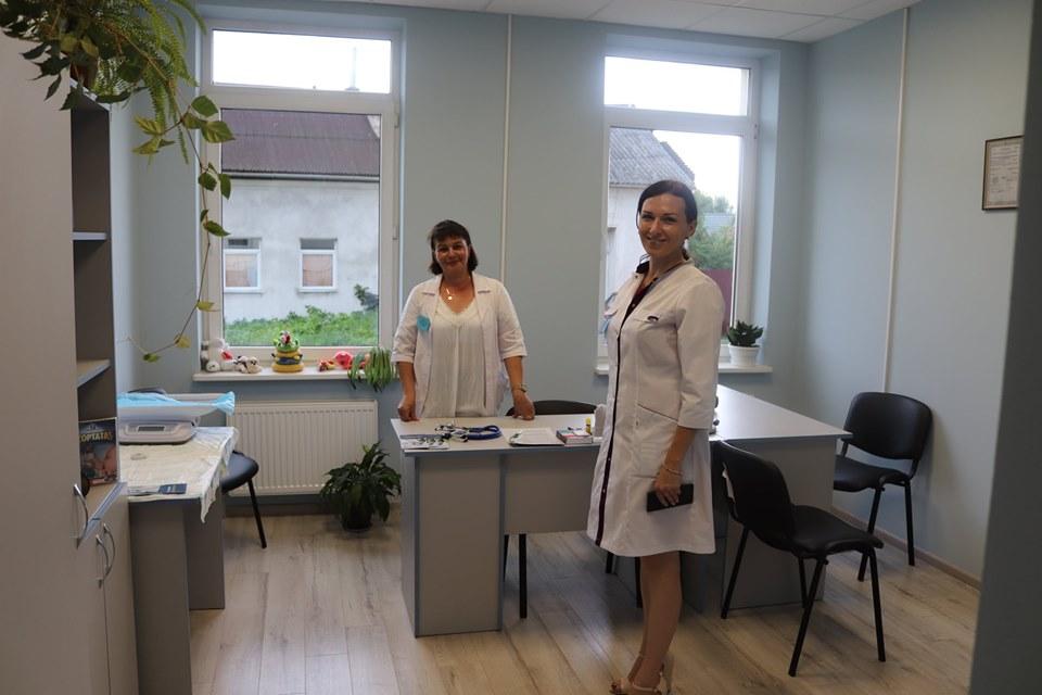 У прикордонному Чопі відкрили філію Ужгородської районної лікарні