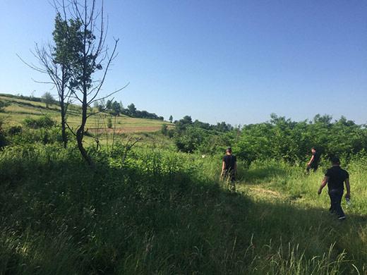 На Іршавщині тривають пошуки 5-річного хлопчика, що зник учора ввечері