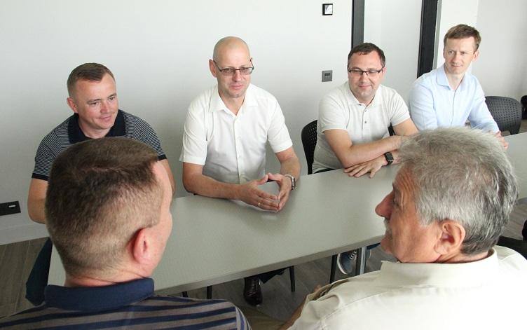 Закарпатські митники із угорськими колегами провели результативну зустріч (фото)