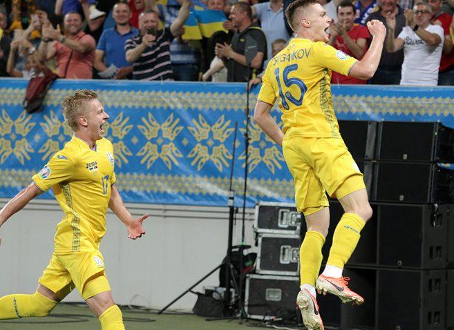 Україна феєрично здолала Сербію (відео)