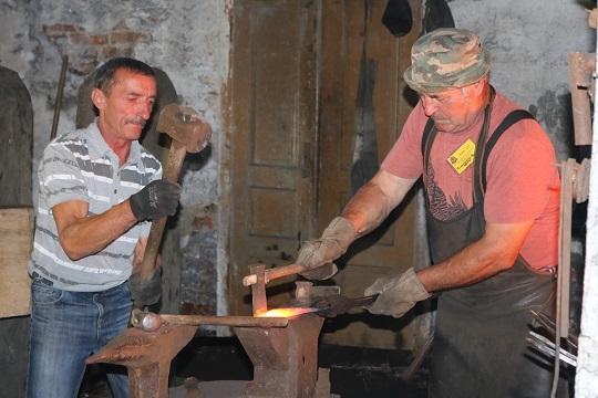 На Іршавщині проведуть творчу майстерню з традиційного ковальського мистецтва