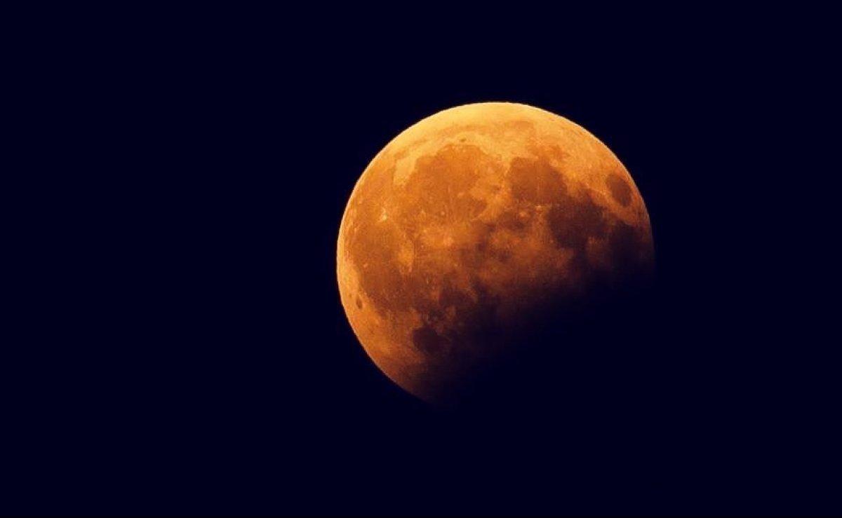 У ніч на 17 липня можна буде спостерігати місячне затемнення