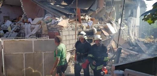 На Свалявщині в будинку стався вибух газу – двоє людей травмовано