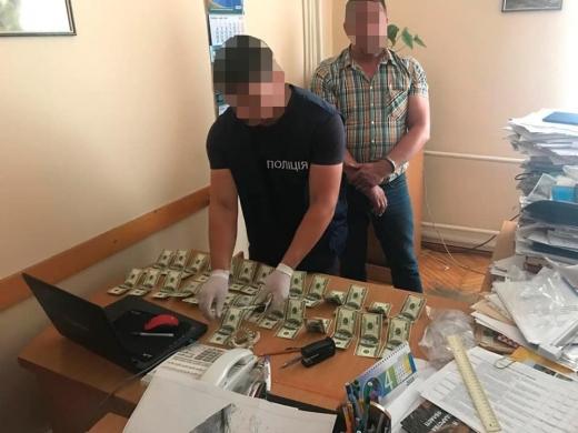 За підозрою у корупції затримано начальника Виноградівського водного господарства