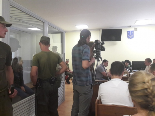 Винуватицю ДТП на Слов'янській набережній в Ужгороді суд залишив під вартою