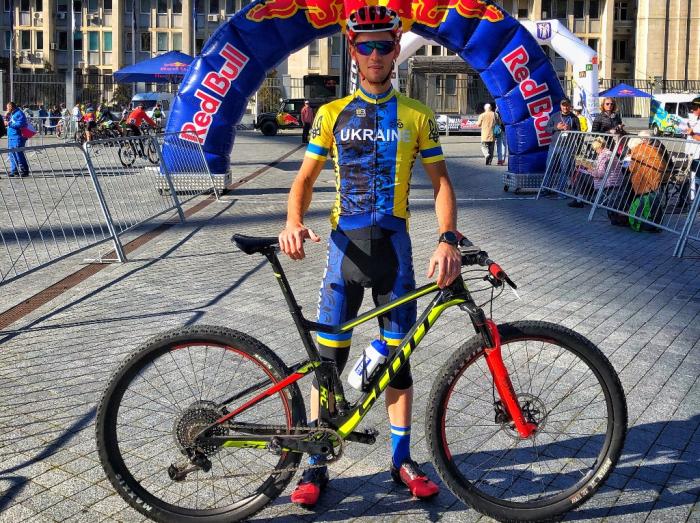 Ужгородець увійшов до двадцятки кращих велосипедистів на чемпіонаті Європи у Чехії
