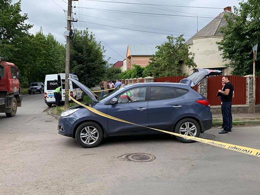 Поліція повідомила подробиці ранкової стрілянини в Ужгороді