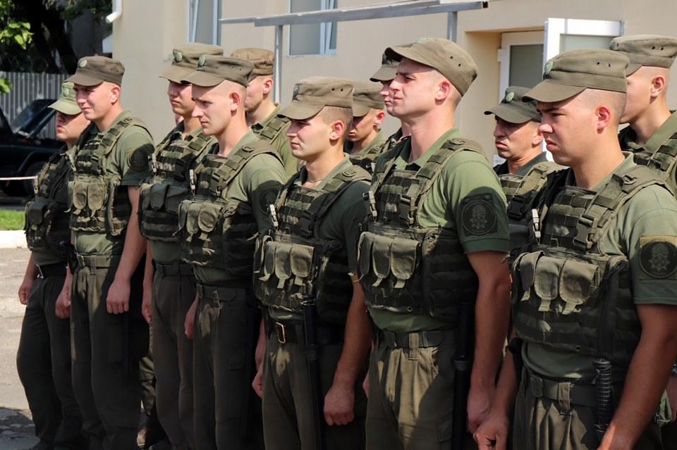 Ужгородські вулиці патрулюватиме Нацгвардія