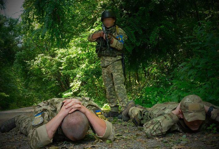 Закарпатські рятувальники взяли участь у спеціальних антитерористичних навчаннях СБУ