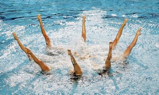 Збірна України з синхронного плавання стала чемпіоном світу
