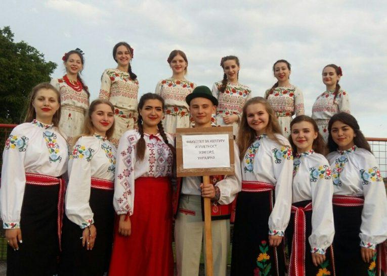 Ужгородський коледж культури і мистецтв відзначився на низці фольклорних фестивалів Боснії і Герцеговини та Хорватії (фото)