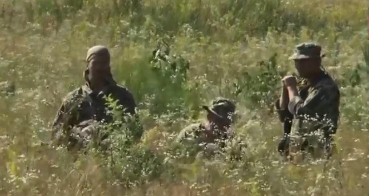 Закарпатські гірські штурмовики завершують навчання за програмою ORBITAL