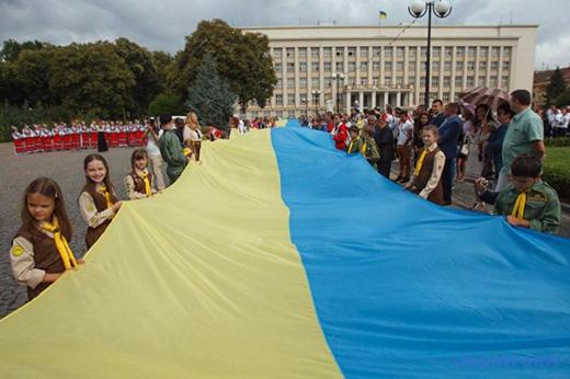Як в Ужгороді відзначать День Державного прапора та День Незалежності України