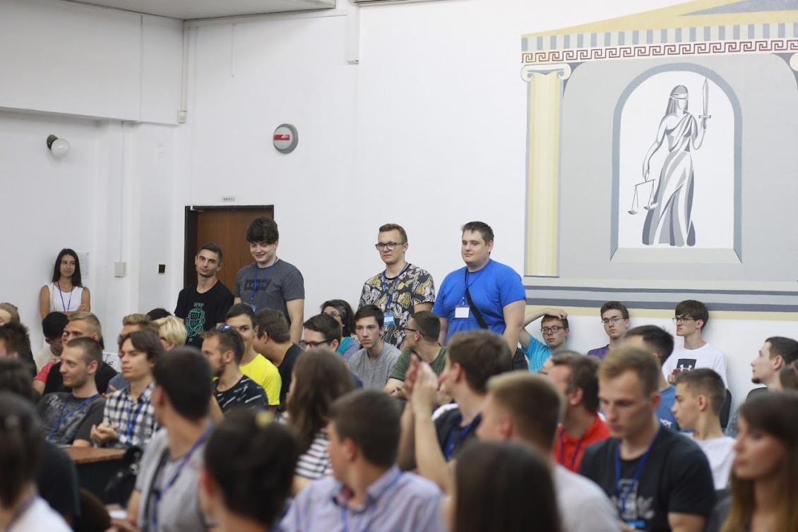 В Ужгороді розпочала роботу IV Міжнародна літня школа з програмування