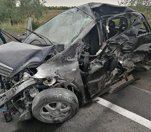 Поліція повідомила подробиці смертельної ДТП на Закарпатті