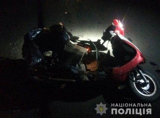 Двоє юнаків потрапили у ДТП на Ужгородщині – одному довелося ампутувати ногу