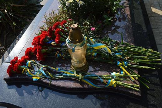 В Ужгороді уперше відзначили День пам'яті захисників України (ФОТО)