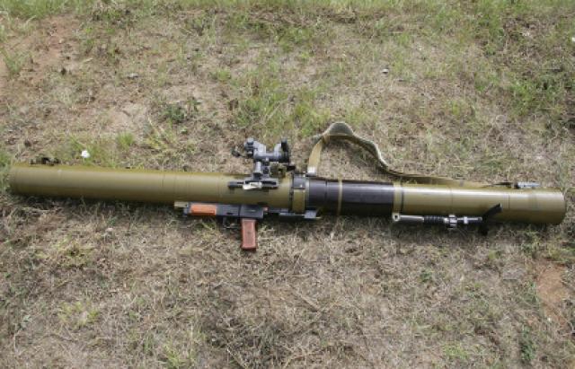 На Тячівщині невідомий вистрілив з РПГ по супермаркету