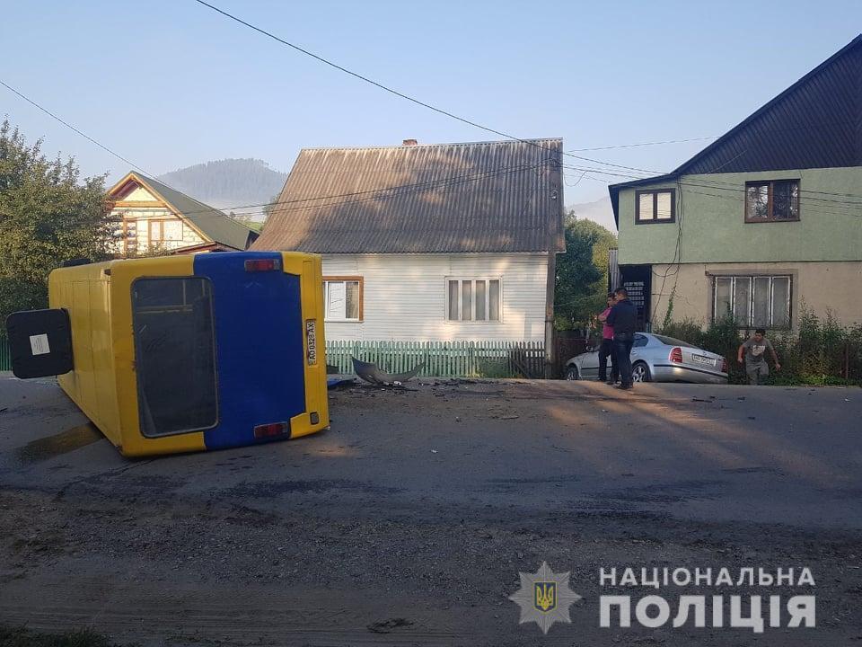 Поліція повідомила подробиці моторошної ДТП на Рахівщині (ФОТО)