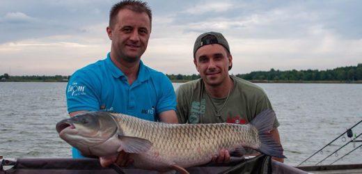 На Чемпіонаті України зі спортивної ловлі коропа ужгородські рибалки посіли призове місце