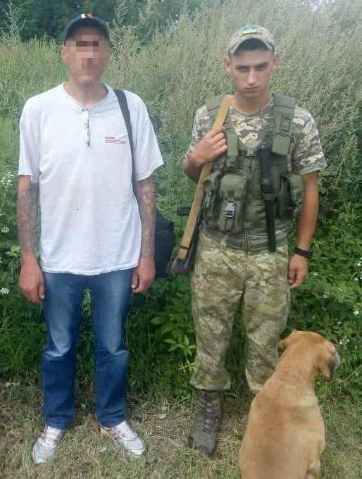 На Закарпатті поблизу кордону з Румунією затримали нелегала з Молдови