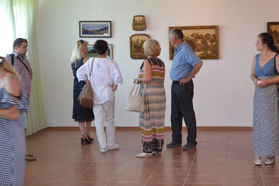 В ужгородському скансені відкрили виставку робіт майстрів декоративно-прикладного мистецтва Закарпаття