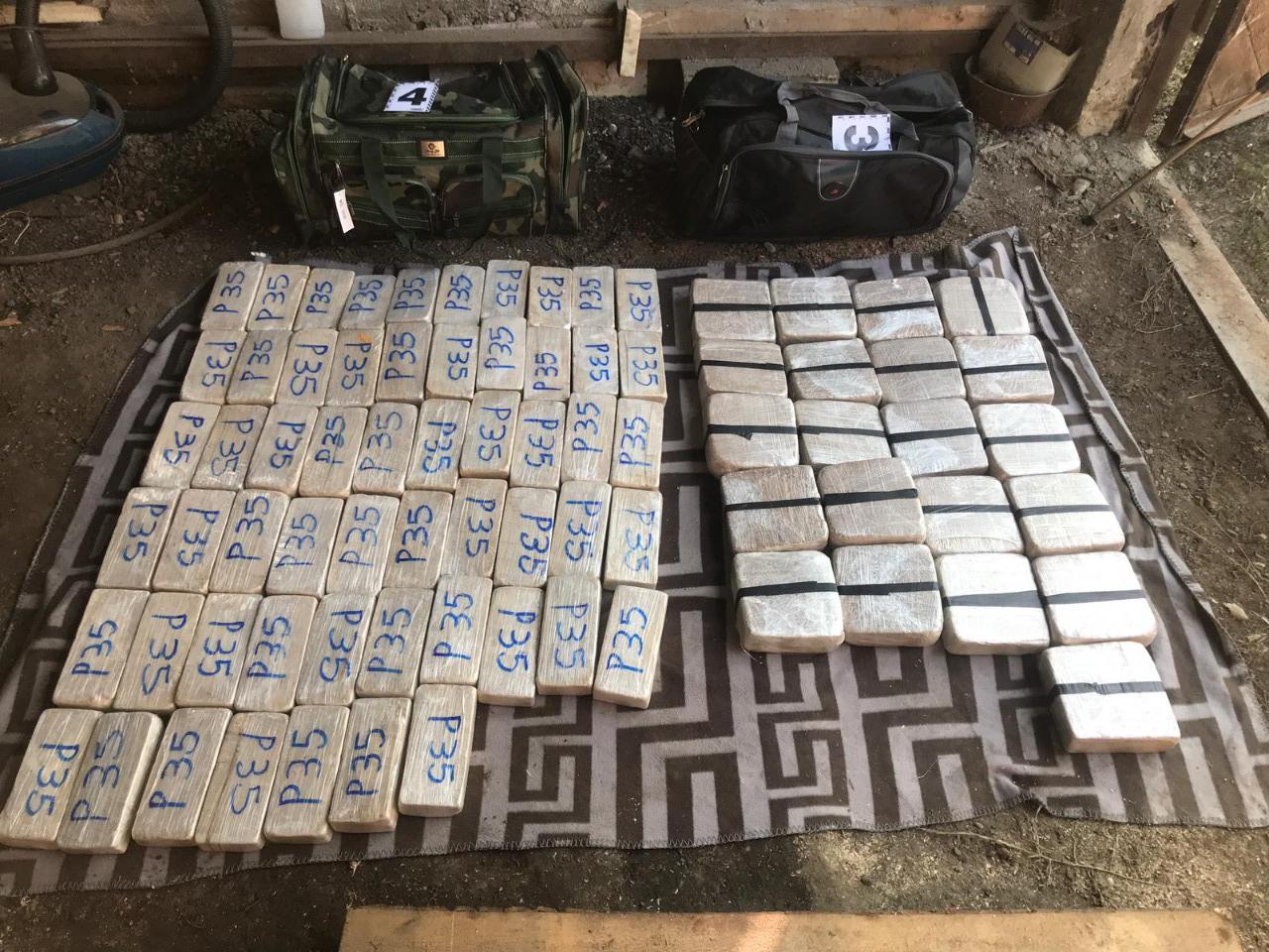 Закарпатська прокуратура затвердила обвинувачення учасникам ОЗГ, які намагалися переправити до ЄС майже 207 кг героїну
