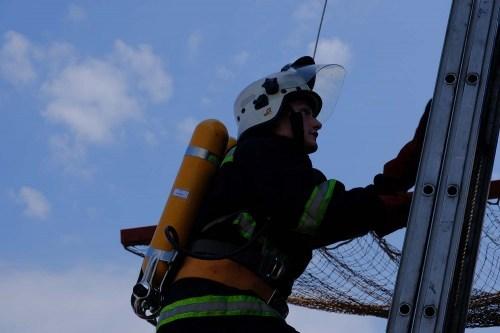В Ужгороді змагались молоді рятувальники (ФОТО)